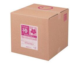 【送料無料】SCRITT(スクリット) 椿 コンディショナー/ 4224 18L コック付[ 熊野油脂(株) ]