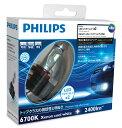 PHILIPS(フィリップス) X-treme Ultinon LEDフォグランプ 【H8/H11/H16】 フォグ ユニバーサル 6700K 2400lm [...
