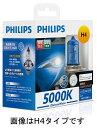 PHILIPS(フィリップス) HB3 ハロゲンバルブ [Diamond Vision] ダイヤモンドヴィジョン5000K [H5-3]