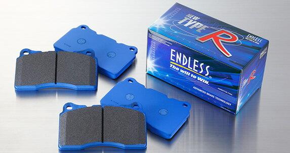 ENDLESS エンドレス ブレーキパッド タイプR フロント 【EP270TR】 S-MX H8.11〜 RH1/2