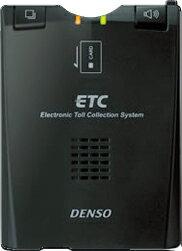 ★DENSO デンソー ETC車載器 (音声インターフェイスタイプ) DIU-5310<セットアップなし>