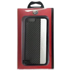 ☆Alfa Romeo 公式ライセンス品 High Quality PC Back Cover iPhone6 用 AR-HCIP6-AR/D5-BK