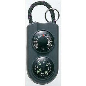 ☆EMPEX 温度計/コンパス サーモ&コンパス FG-5122 ブラック