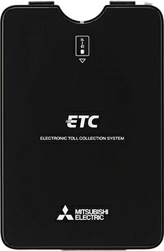三菱電機 アンテナ分離・スピーカー一体型ETC車載器 EP-7316BRK<セットアップなし>