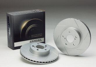 DIXCEL ディクセル ブレーキローター SD フロント SD371 4083S 車種:スズキ アルト 型式:HA36V/HA36S