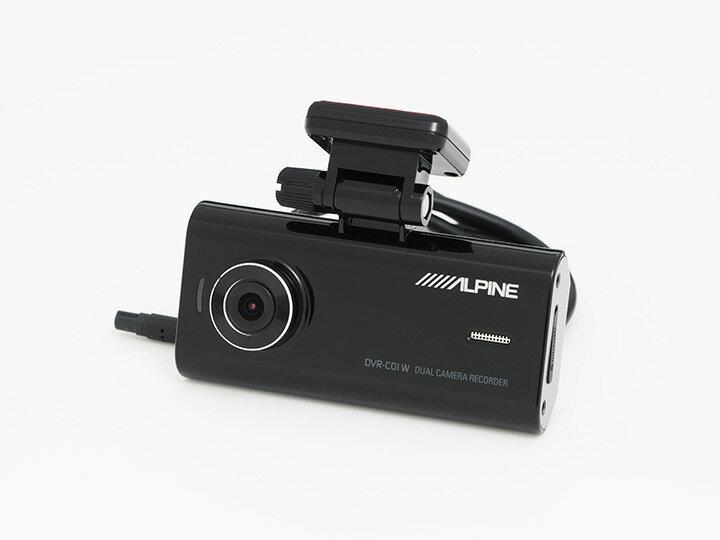 ALPINE アルパイン 2WAYカメラ付ドライブレコーダー DVR-C01W