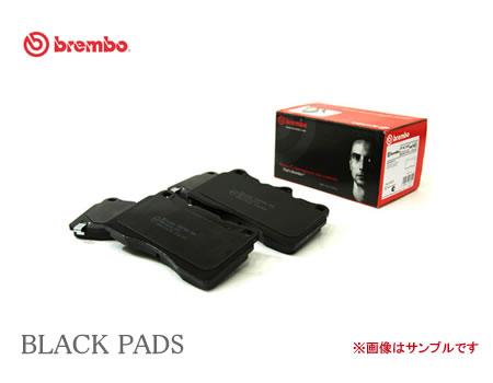 brembo ブレンボ ブラックブレーキパッド 品番:P28 022 リア SUZUKI SX4 型式:YA41S YB41S 年式:06/07〜