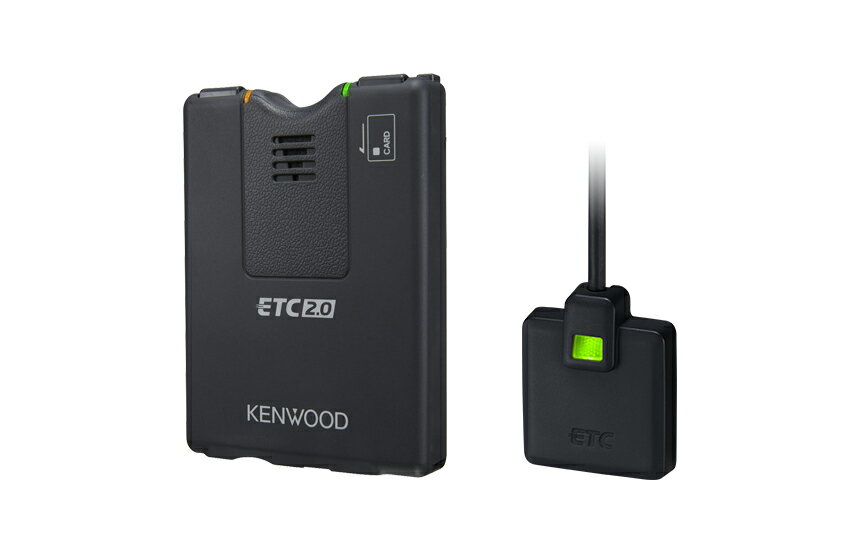<欠品>KENWOOD ケンウッド カーナビ連動型 ETC2.0車載器 ETC-N3000<セットアップなし>