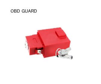 カーセキュリティ OBD ガード レッド MPDFS-01R