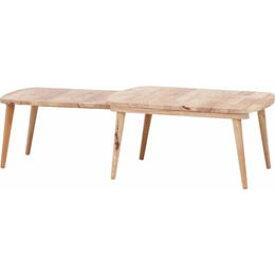 <欠品 未定>☆不二貿易 Natural Signature センターテーブル SLIDE FBC37019