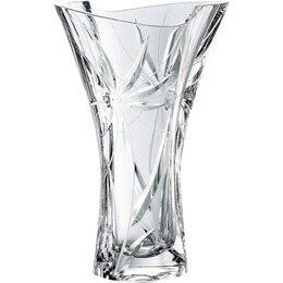 ☆グラスワークスナルミ ガイア 25cm花瓶 C8056114