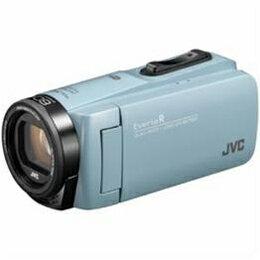 ☆JVCケンウッド ハイビジョンメモリービデオカメラ 「Everio(エブリオ) Rシリーズ」 64GB サックスブルー GZ-RX680-A