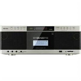 ☆TOSHIBA 【ハイレゾ音源対応】 Aurexシリーズ SD/USB/CDラジオカセットレコーダー サテンゴールド TY-AK1N