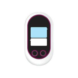 ☆エレコム POCKETALK W/液晶保護フィルム/防指紋/反射防止 PM-PKTWFLF