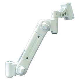☆ライブクリエータ スタンダードアーム グロメット固定 低荷重 アイボリー ARM2-20G