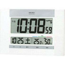 ☆セイコー 電波デジタル掛置兼用時計 C1062096