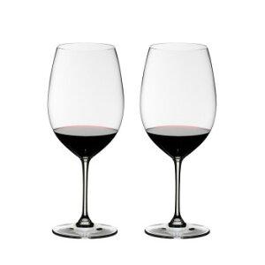 ●【送料無料】リーデル ヴィノムXL カベルネ・ソーヴィニヨン ワイングラス 960cc 6416/00 2脚セット 628「他の商品と同梱不可/北海道、沖縄、離島別途送料」