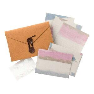 ●【送料無料】Carry Letter レターセット CAFE PCL-01「他の商品と同梱不可/北海道、沖縄、離島別途送料」