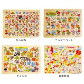 ●【送料無料】デビカ 木製知育パズル「他の商品と同梱不可/北海道、沖縄、離島別途送料」