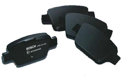 BOSCH ボッシュ 国産車用ブレーキパッド BP-I9