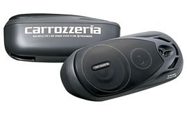 carrozzeria パイオニア カロッツェリア スピーカー カースピーカー ボックス TS-X180