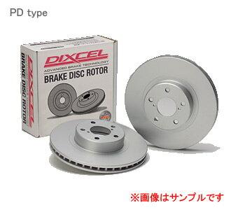 DIXCEL ディクセル ブレーキローター PD フロント PD3218112Sニッサン シルビア S15 TURBO 99/1〜02/09