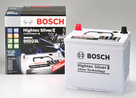 BOSCH ボッシュ 【ハイテックシルバーIIバッテリー】HTSS-135D31L 【NF店】