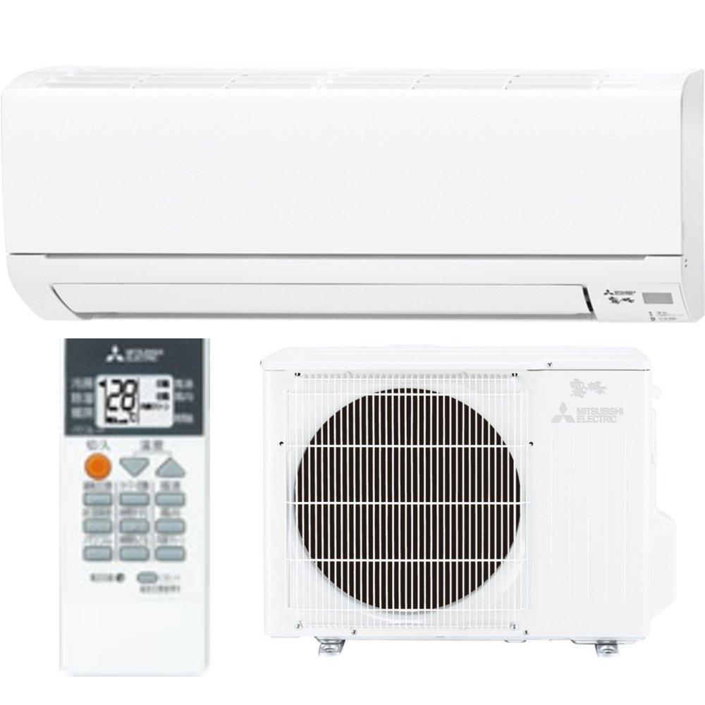 [送料無料]三菱電機 MSZ−GV2217−W ピュアホワイト 6畳 (沖縄・離島・一部地域は別途送料)