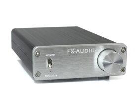 【送料無料】FX-AUDIO- FX1002J+[シルバー]TDA7498E搭載デジタルパワーアンプ