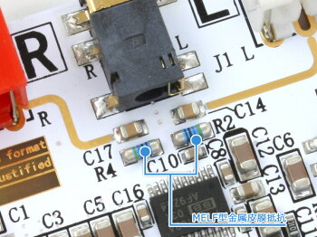 I2S[IIS]入力DACPCM5102A搭載32bit384kHzDAC完成基板RaspberryPi動作OK