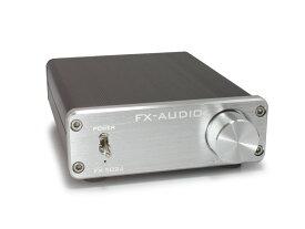 【8月24日23:59まで全品ポイント3倍】FX-AUDIO- FX-502J[シルバー] TPA3116搭載50W×2ch プリメインアンプ