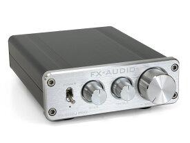 【8月24日23:59まで全品ポイント3倍】FX-AUDIO- FX-502J PRO [シルバー] TDA7498搭載 50W×2ch トーンコントロール機能搭載プリメインアンプ