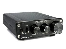 【送料無料】FX-AUDIO- FX-2020A+ CUSTOM [ブラック]TRIPATH製TA2020-020搭載デジタルアンプ