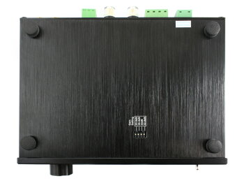 FX-AUDIO-FX-4502JEX[シルバー]TDA7492Eデュアルモノラル構成70W×2chハイパワープリメインアンプ