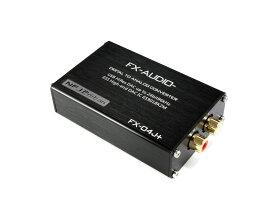 【送料無料】FX-AUDIO- FX-04J+ OPA627×3搭載 NFJ Edition 32bitハイエンドモバイルオーディオ用DAC ES9018K2M搭載 バスパワー駆動ハイレゾ対応DAC