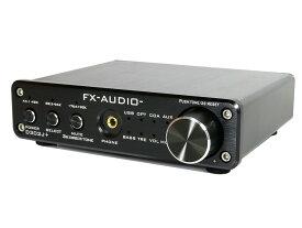 【送料無料】FX-AUDIO- D302J+[ブラック] ハイレゾ対応デジタルアナログ4系統入力・フルデジタルアンプ