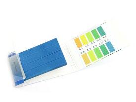 万能pH試験紙 1セット80枚入り [pH:0.5-5.0]酸性(0.5刻み)の精密タイプ!リトマス試験紙 より便利!