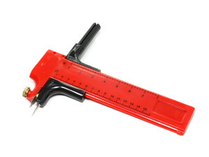 コンパスカッター カッティングコンパス 円切りカッター 直径20mm-150mm対応 クラフト用サークルカッター