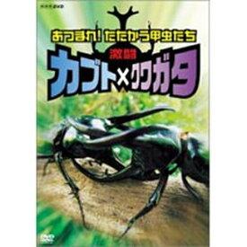 あつまれ!たたかう甲虫たち 激闘 カブト×クワガタ