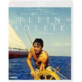 映画 太陽がいっぱい 〜PLEIN SOLEIL〜 4Kリストア版 ブルーレイ(特典DVD付き)全2枚