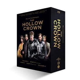 嘆きの王冠 ホロウ・クラウン【完全版】ブルーレイBOX 全7枚+特典DVD1枚