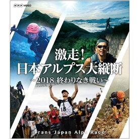 激走!日本アルプス大縦断〜2018 終わりなき戦い〜 トランスジャパンアルプスレース