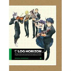 500円クーポン発行中!CD ログ・ホライズン オリジナルサントラ CD
