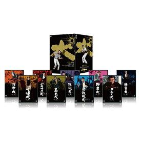 映画 田宮二郎主演 「犬」シリーズ DVD-BOX 全9枚