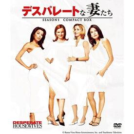 デスパレートな妻たち シーズン1 コンパクトBOX DVD 全12枚