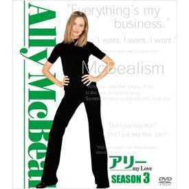 アリー my Love シーズン3 <SEASONSコンパクト・ボックス> DVD 全6枚
