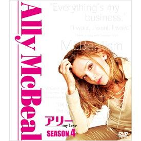 アリー my Love シーズン4 <SEASONSコンパクト・ボックス> DVD 全6枚