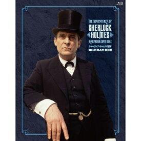 シャーロック・ホームズの冒険 ブルーレイBOX 全12枚セット人気TVドラマ「シャーロック・ホームズの冒険」が世界初のブルーレイ化で登場! あの不朽の名作が、鮮やかな映像で甦る!!