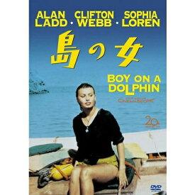 映画 島の女 DVD