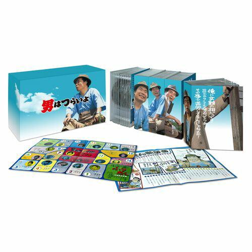 男はつらいよDVDBOX【廉価版DVD-BOX】49枚セット DVD